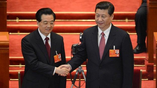 Xi Jinping es nombrado presidente de China
