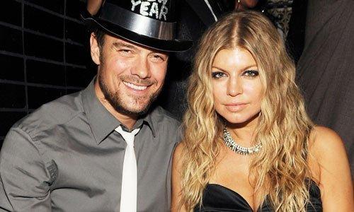Fergie y Josh Duhamel esperan gemelos