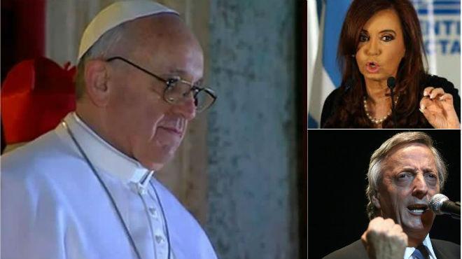 Conoce el pasado polémico del Papa Francisco I