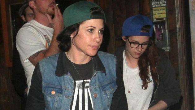 ¿Kristen Stewart es bisexual?