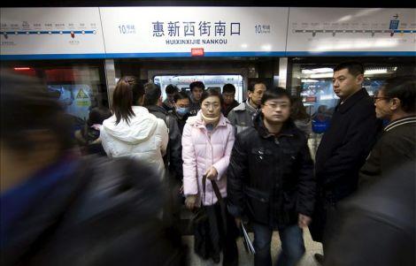 Cuál es el metro más saturado del mundo