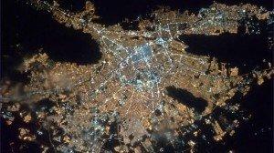 Fotos: Así se ve México desde el espacio