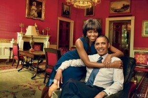Michelle Obama portada de Vogue - Fotos