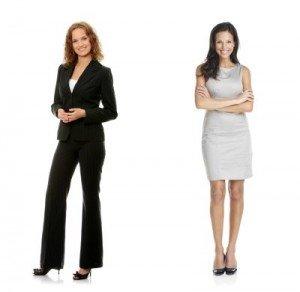 Cómo debe vestirse la mujer ejecutiva - Tendencia líder