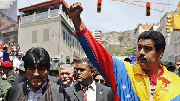 Primer decreto de Nicolás Maduro como presidente de Venezuela