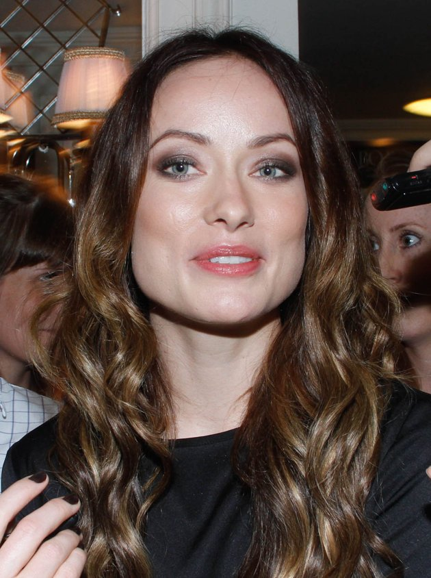 Fotos: Olivia Wilde imperdible en cuero