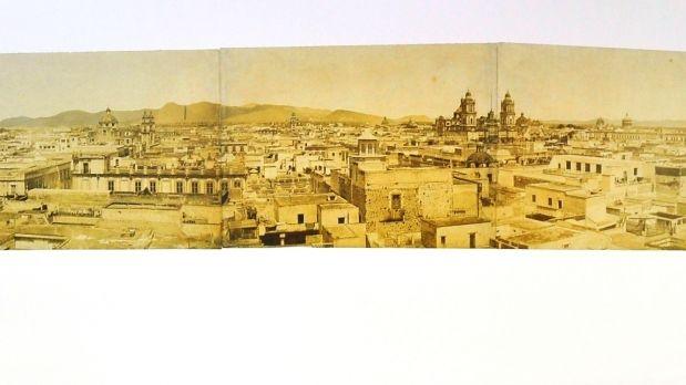 Foto: Así era la antigua Ciudad de México