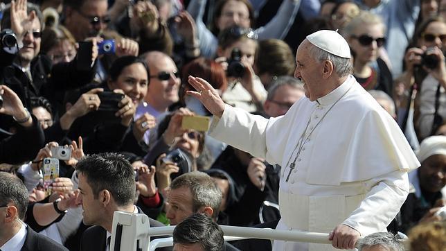 ¿Qué dijo Jorge Bergoglio al aceptar Pontificado?