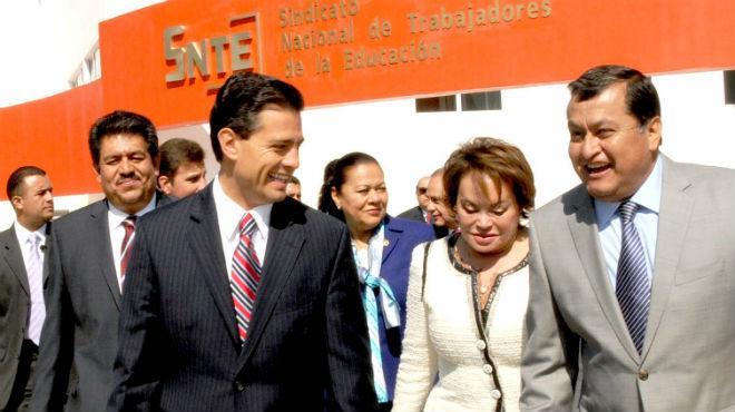 Momentos clave de la relación de Enrique Peña Nieto y Elba Esther Gordillo
