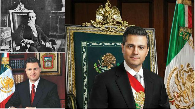 Foto oficial de Enrique Peña Nieto: Lenguaje corporal