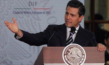 Declaración patrimonial del gabinete de Enrique Peña Nieto