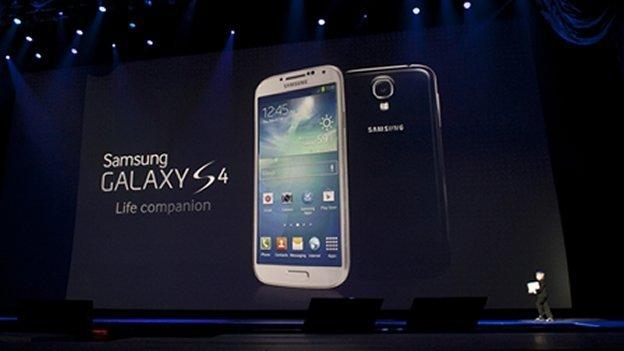 Qué esperar de Samsung Galaxy S4