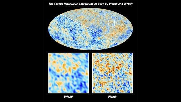 Foto: Hallan las luces más antiguas del universo