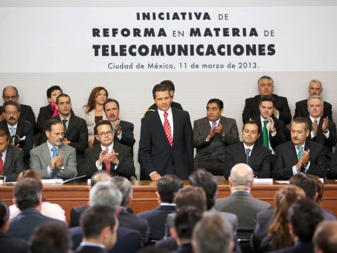 Datos para entender la reforma a telecomunicaciones