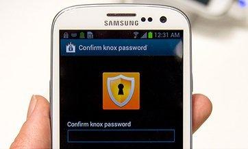 Qué es el sistema 'Knox' de Samsung Galaxy S IV