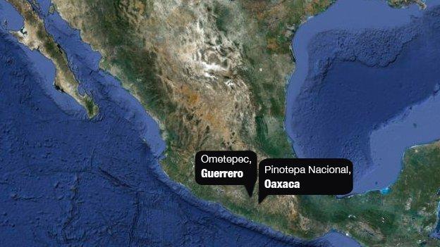 México sufre tres sismos en media hora