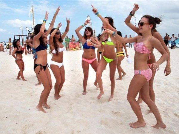 Violan a una turista coreana en Cancún