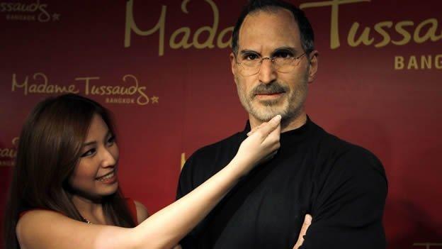 La vida de Steve Jobs en manga