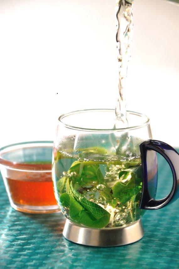 Recetas: Té para las hemorroides