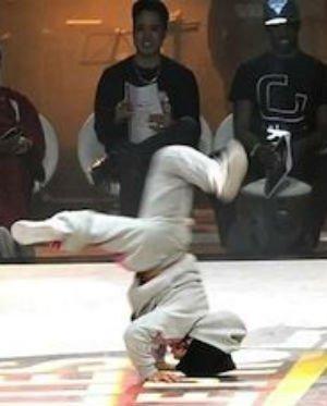 Video: Niña de seis años es la mejor bailarina de breakdance del mundo