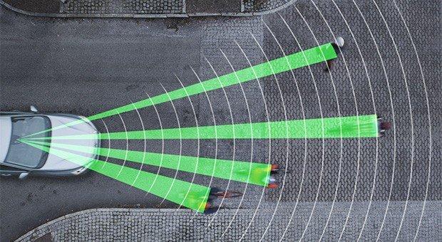 Video: Éste es el auto de Volvo con sistema para detectar ciclistas