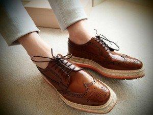 Cómo son los hombres según los zapatos que usan