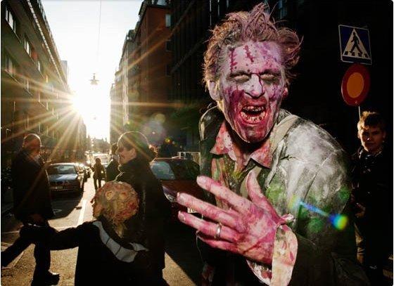¿Por qué atraen tanto los zombies?