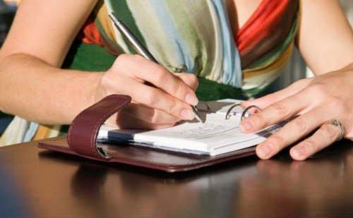 Cómo organizar tu agenda, tiempo y dinero