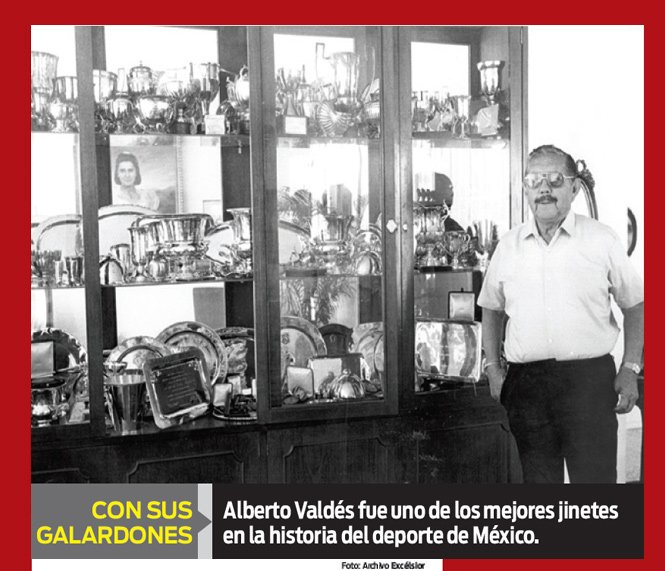 Murió el medallista olímpico mexicano Alberto Valdés