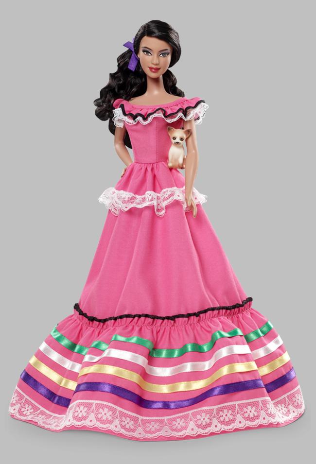 La polémica de la Barbie Mexicana