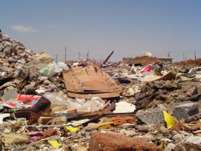 Hallan muerta a recién nacida en basurero de Chihuahua