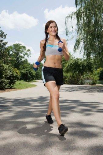 De qué forma caminar para perder peso