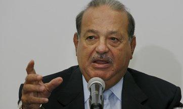 Carlos Slim compra productora de TV