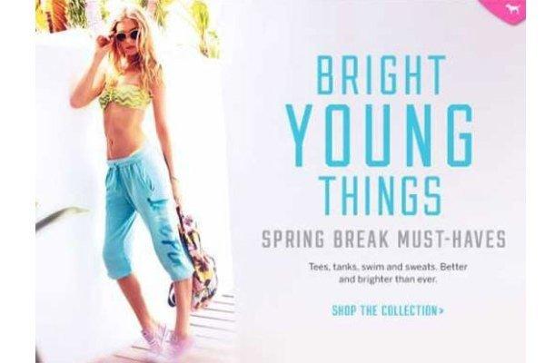 Fotos del catálogo polémico de Victoria's Secret