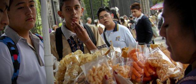 Las comidas más asquerosas sólo apta para niños