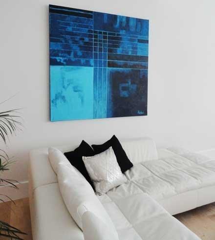 Cómo elegir obras de arte para decorar tu casa
