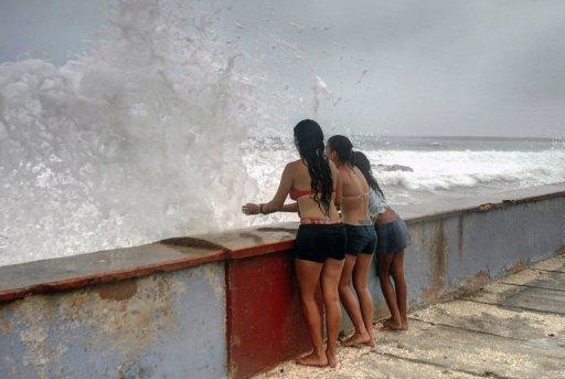 Cuba en peligro: Pierde tierra por avance del mar