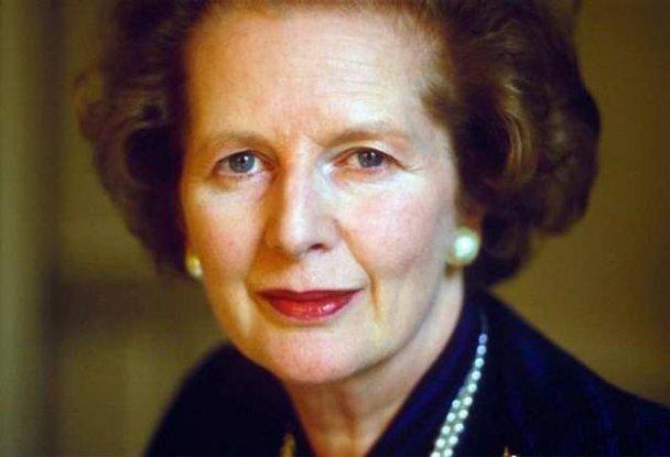 Quién dió el apodo 'La Dama de Hierro' a Margaret Thatcher