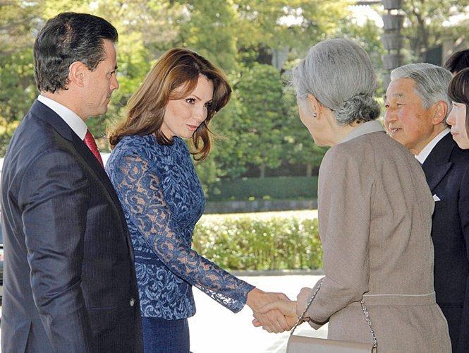 Video: Reunión de Enrique Peña Nieto con el primer ministro de Japón