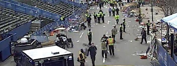 Explosiones en la maratón de Boston deja varios heridos