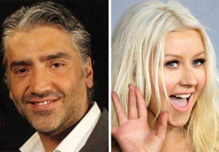 Alejandro Fernández y Christina Aguilera hacen dueto