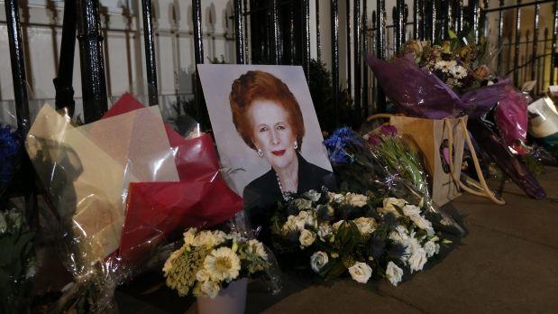 Quiénes son los invitados al funeral de Margaret Thatcher