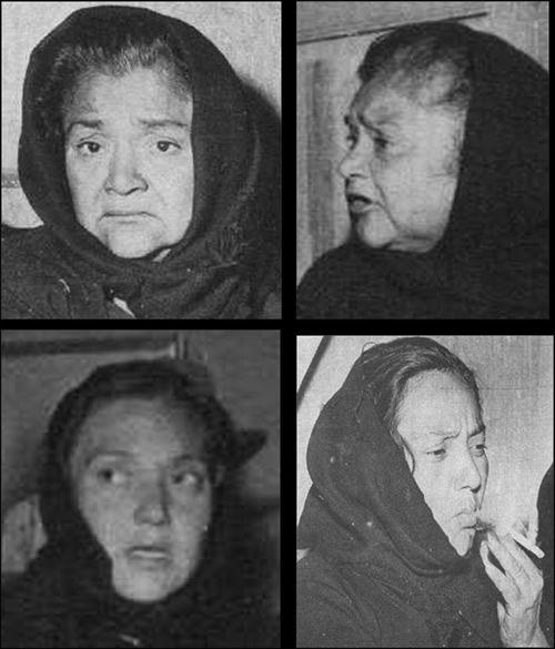 HISTORIA DE LAS HERMANAS POQUIANCHIS - LAS HERMANAS DEL TERROR - FOTOS