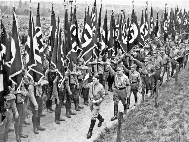 Quién fué la catadora de Adolf Hitler