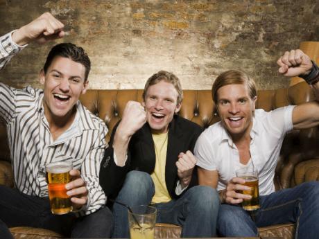 Qué efecto provoca la cerveza en el cerebro de los hombres