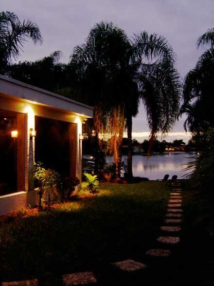 Guía útil y fácil para iluminar el exterior de tu hogar