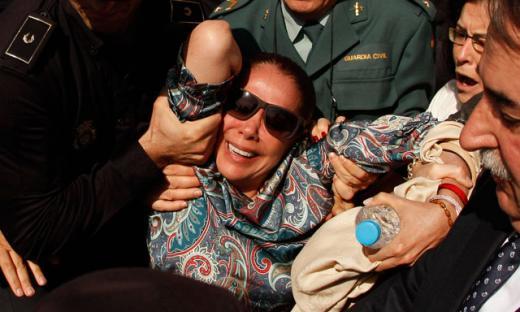 Condenan a Isabel Pantoja por lavado de dinero