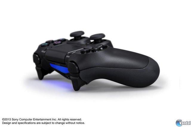 Así será el joystick de la PlayStation 4