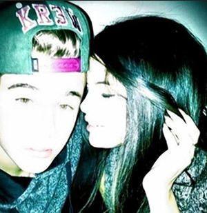 Selena Gómez y Justin Bieber a los besos en Noruega - Foto
