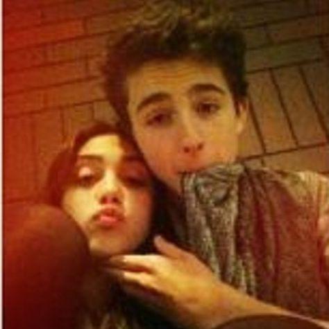 Foto: Lourdes, la hija de Madonna, con su novio